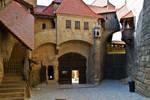Burg Kreuzenstein Stock 17