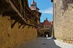 Burg Kreuzenstein Stock 20