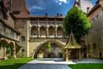 Burg Kreuzenstein Stock 29 HDR