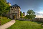 Burg Hochosterwitz Stock 3 HDR