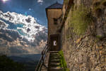 Burg Hochosterwitz Stock 15 HDR