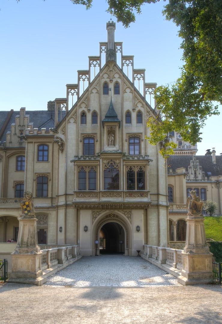 Schloss Grafenegg Stock 2 by AlexanderHuebner