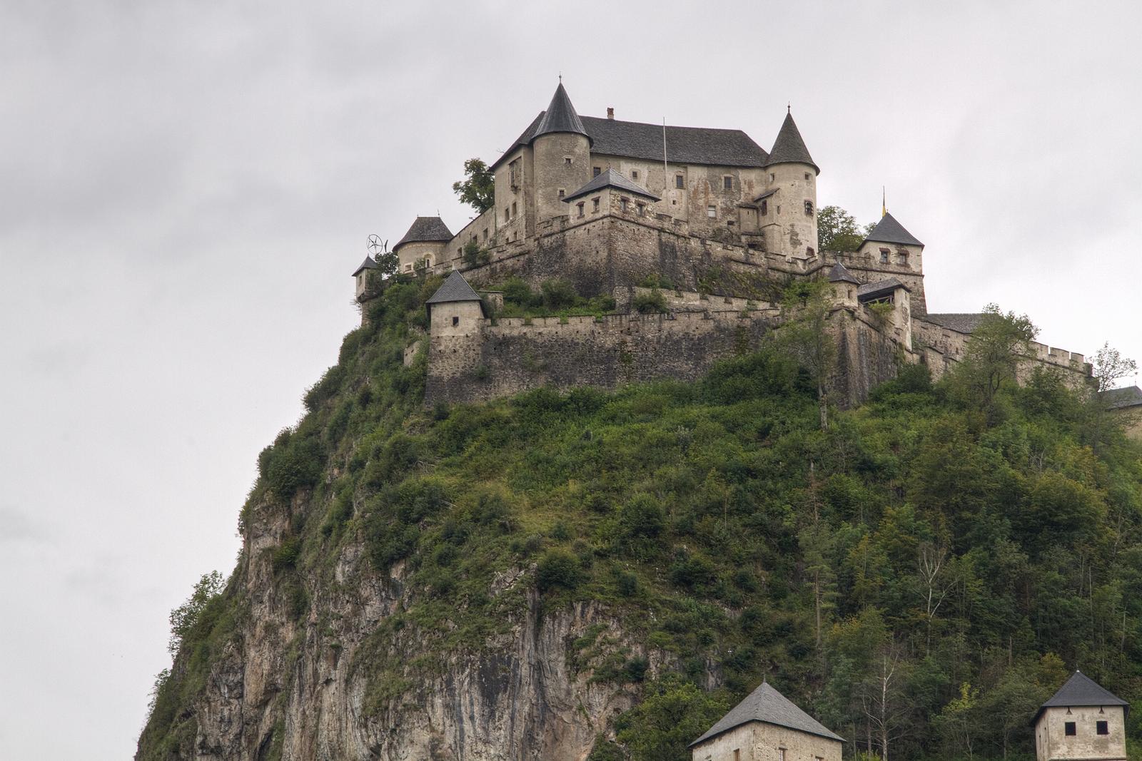 Burg Hochosterwitz 2014 Stock 2