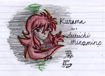 Kurama sketch 1
