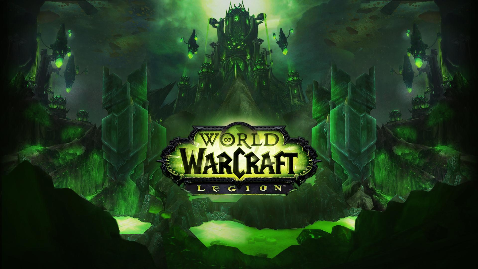 world of warcraft legion wallpaper by mokuin on deviantart