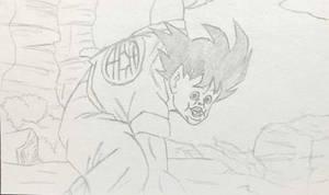 Goku's Stance