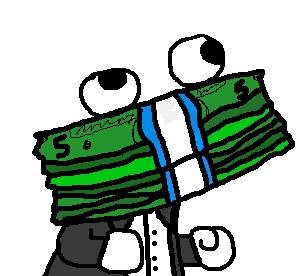 Geico Money fsjal by CrissCalaca