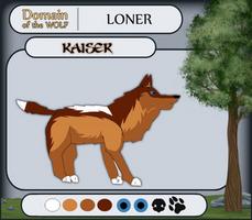 Kaiser app sheet by Baseballfan2414