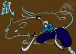 Akira Warrior of the Rat