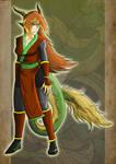 Kaida The Jade Dragon