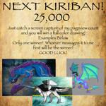 Next Kiriban