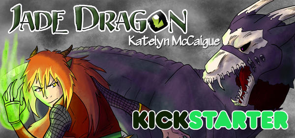 Jade Dragon Book 2 Kickstarter by kmccaigue