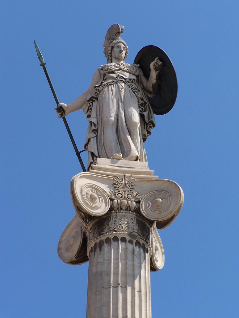 Athena by Korpsus