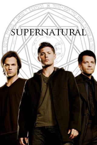 Supernatural iphone wallpaper by heartofglass97 on deviantart - Supernatural phone background ...