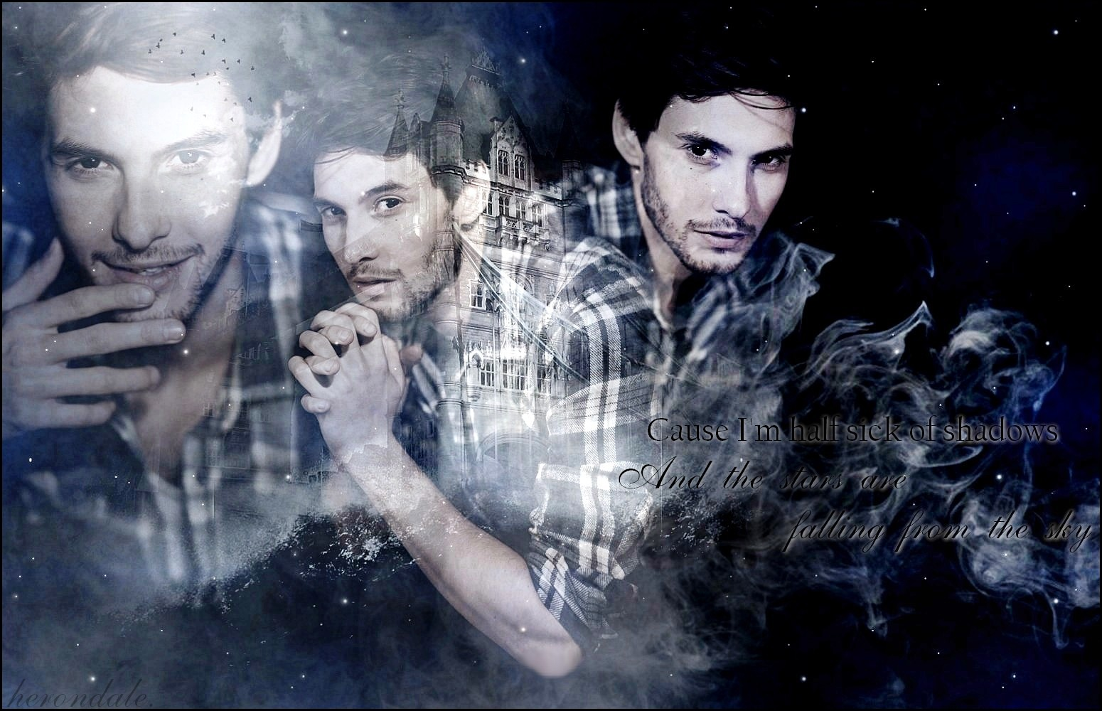 Ben Barnes Wallpaper By Katherins On Deviantart