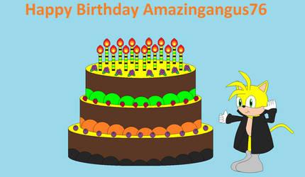 Birthday Gift (Amazingangus76)