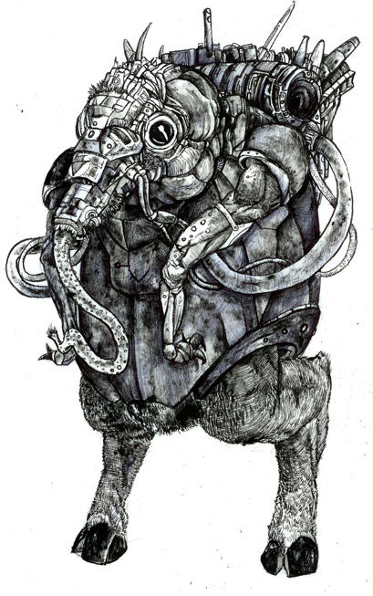 pygmalion by linoc