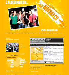 Mormaco Myspace
