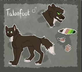 [OWED] Talonfoot // ref