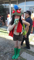 Cosplay -- Teemo (League of Legends) by prettystarshine