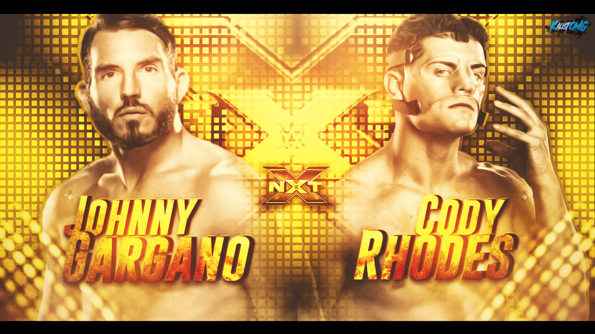 NXT New Era Custom Match Card V2 By: KalistOMG By