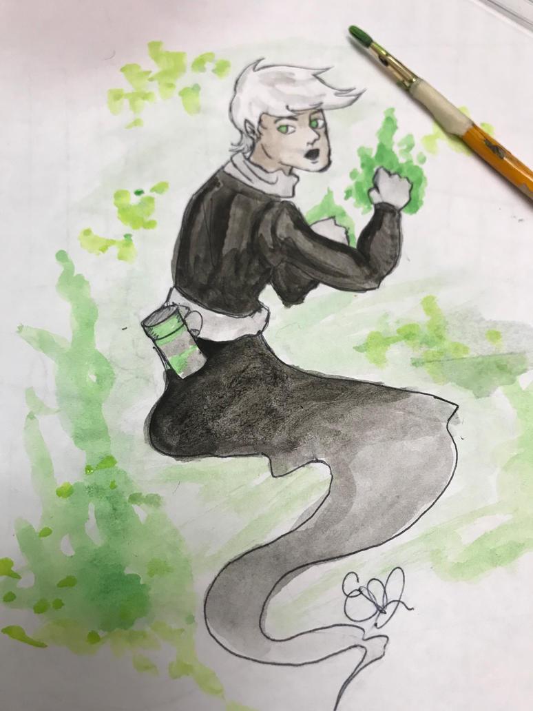 DP watercolor by Mistydrop