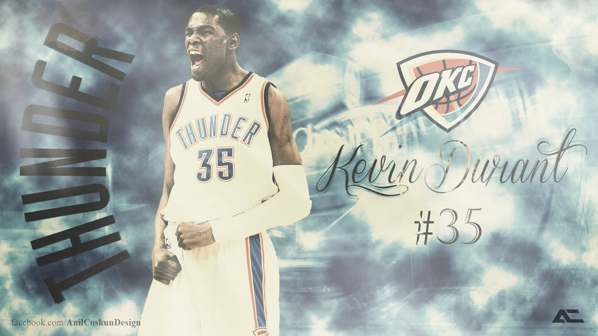 Kevin Durant Wallpaper By A2nil On Deviantart
