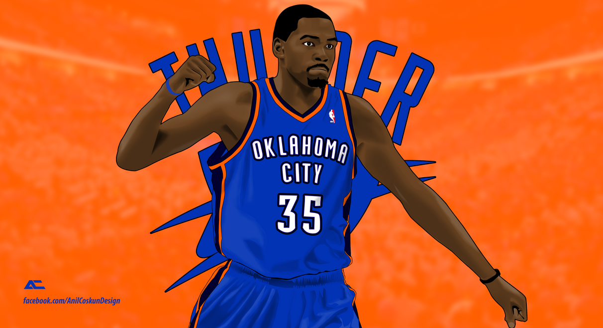Kevin Durant MVP by pineda95 on DeviantArt