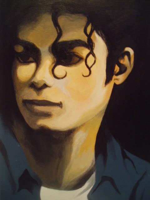 Michael Jackson by RubyRayn