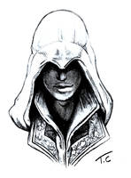 Ezio Auditore di Firenze by ninuke