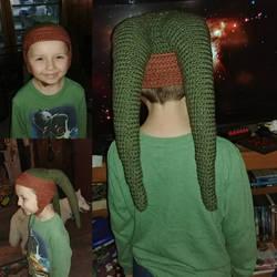 Child Sized Twi'lek hat