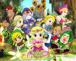 Zelda and the royal orchestra