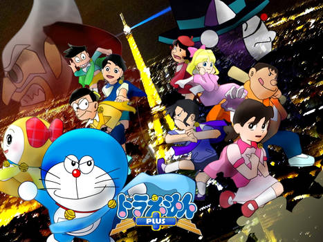 Doraemon- PLUSl TV Promotion