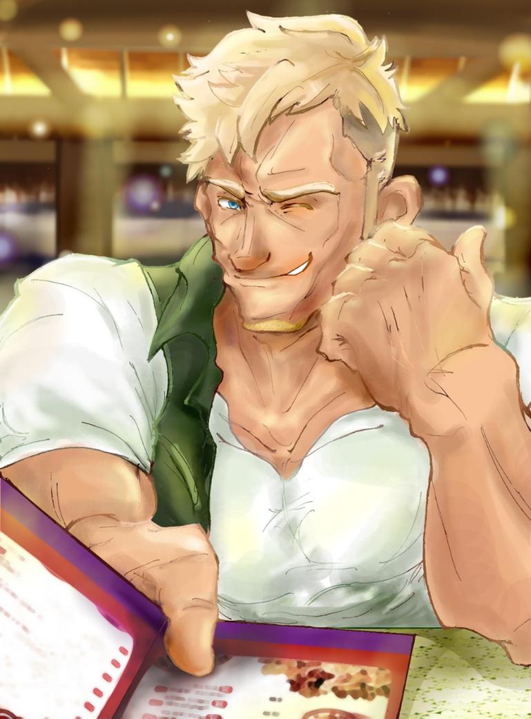 If I were to date Silverjow.... by Dorayakichan