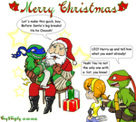 Ugly Christmas Pic