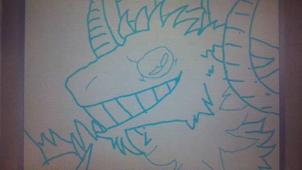 The Devil ( Cuphead) WIP