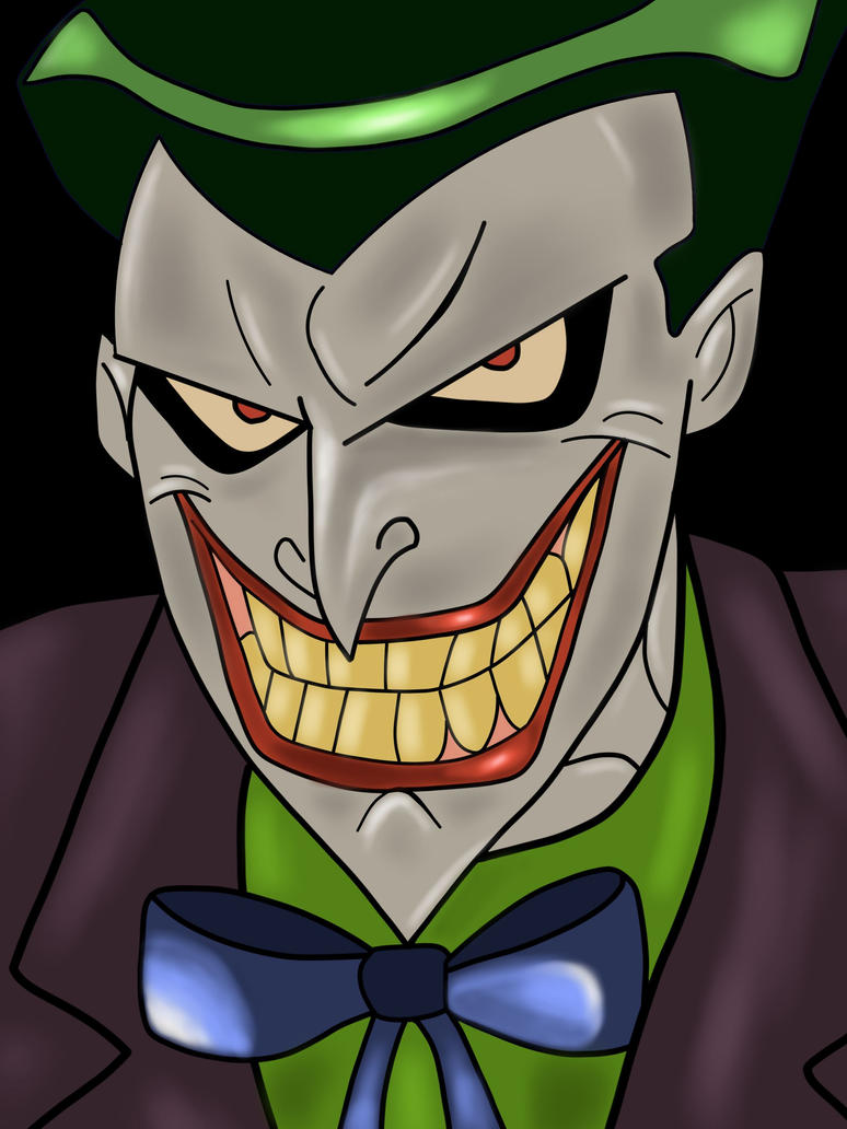 The joker the animated series 2 by annashipway on deviantart the joker the animated series 2 by annashipway voltagebd Choice Image