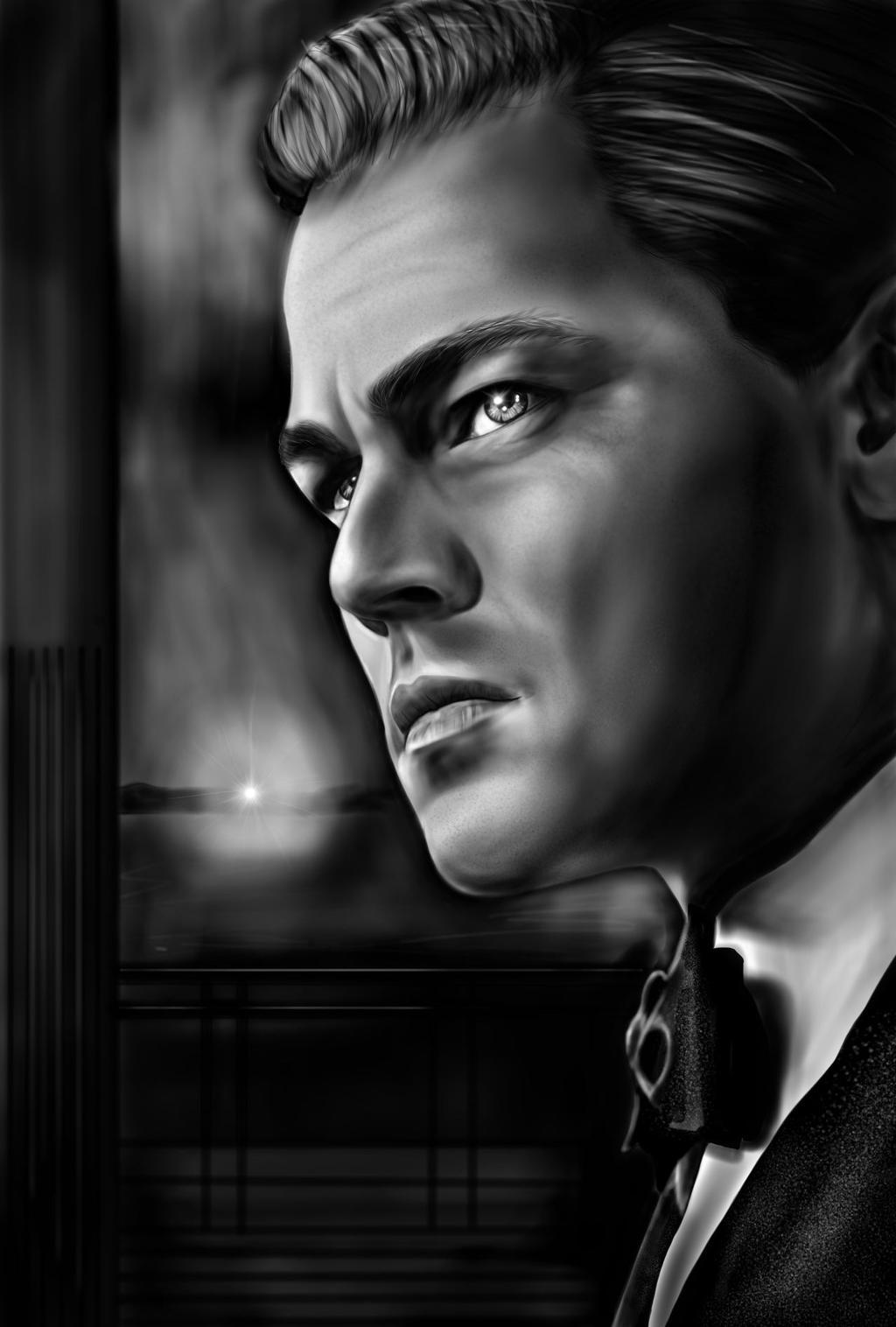 Jay Gatsby by Annashipway