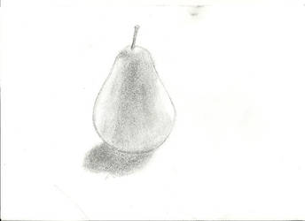 Pear by sewleigh