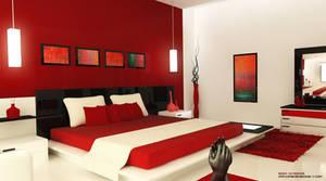 Master Bedroom Interior 01