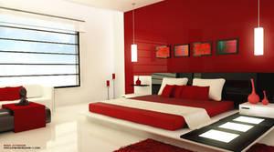 Master Bedroom Interior 02