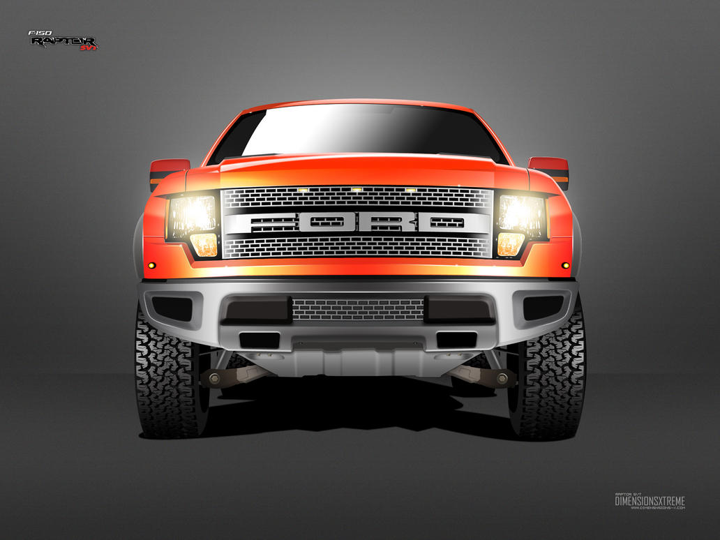 Vector ford f 150 raptor svt by zaib on deviantart vector ford f 150 raptor svt by zaib freerunsca Choice Image