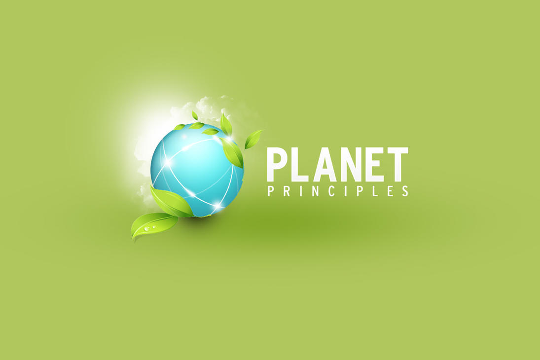 Planet Logo design by zaib