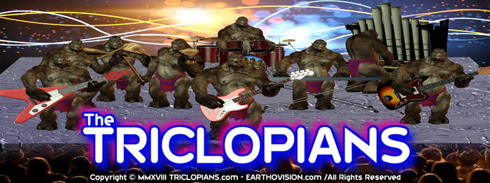 The Triclopians by Triclopians