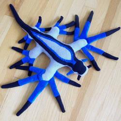sea slug custom order by WeirdBugLady