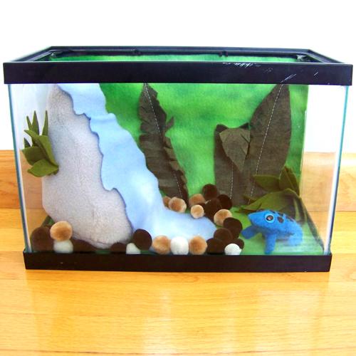 Poison Dart Frog Terrarium By Weirdbuglady On Deviantart