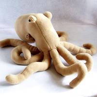 Octopus by WeirdBugLady