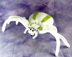 Crab spider by WeirdBugLady