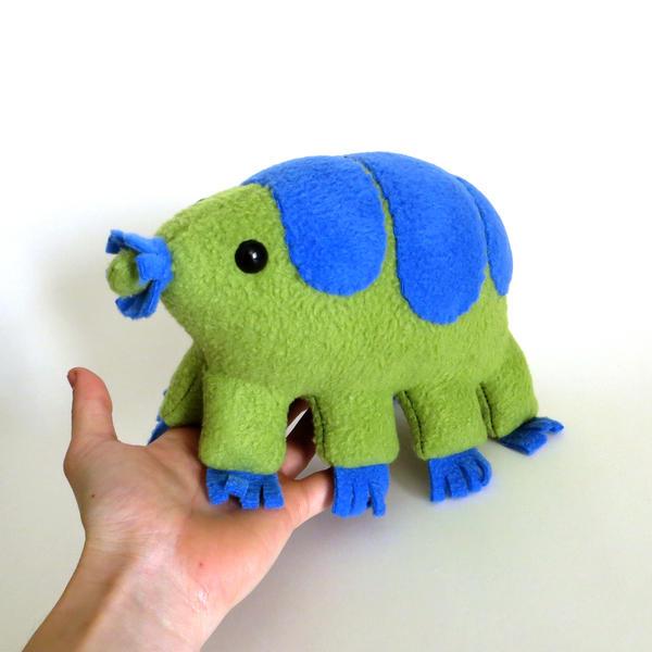 Yet another tardigrade by WeirdBugLady