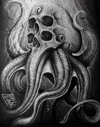 OctoSkull by herrerabrandon60